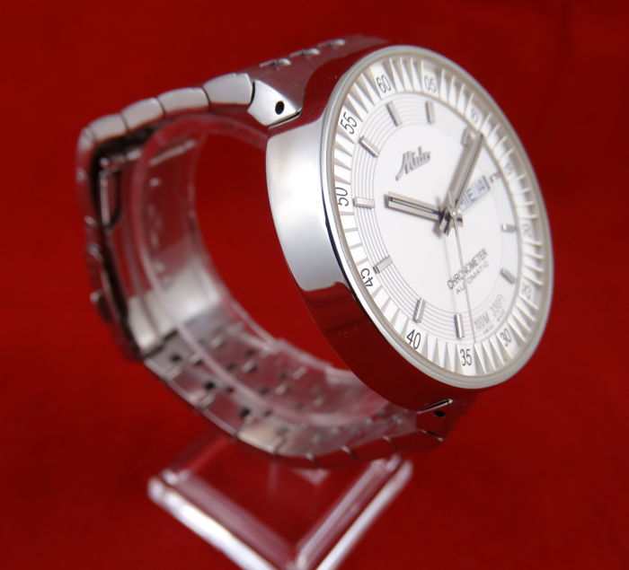Mido - Alle Dial Chronometer - M8340 - Unisex Watch - Periode: 2000 - 2010.