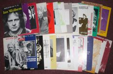 Literary magazines; Lot with 29 issues of BZZLLETIN - 1979 / 1986
