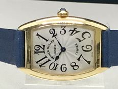Franck Muller Curvex 18k yellow gold - 2011-present
