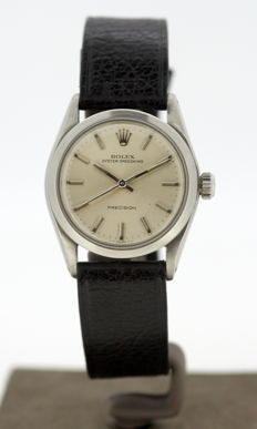 Rolex Oyster Speed King Precision - Wristwatch, 1960's