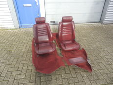 Front seats and carpet CHRYSLER LE BARON 1987-1995