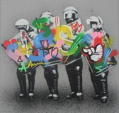 Martin Whatson - Love Cops