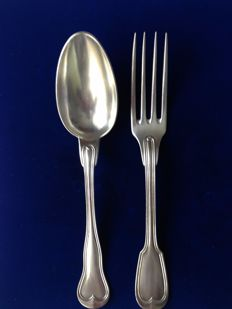 Christofle Cutlery, France