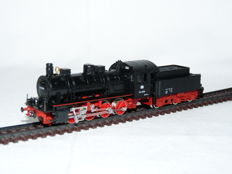 Arnold N - 2515 - Steam locomotive with tender BR 55 of the DB