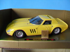 Guiloy - Scale 1/18 - Ferrari 250 GTO 1964 - Yellow