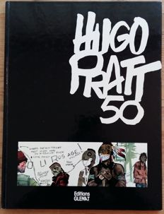 Hugo Pratt 50 - Hardcover - Original Edition (1981)
