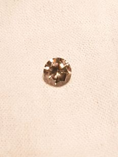 Natural diamond 1.08 ct SI1