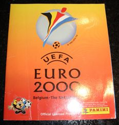 Panini - Euro 2000 Holland Belgium - Empty album