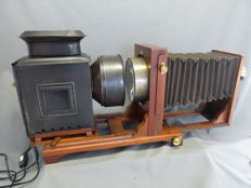 Wooden Magic Lantern / Enlarger
