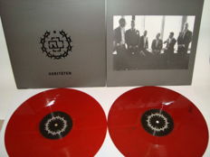 Rammstein ‎– Raritäten: Limited Edition Rare Double LP-album on Red Coloured Vinyl