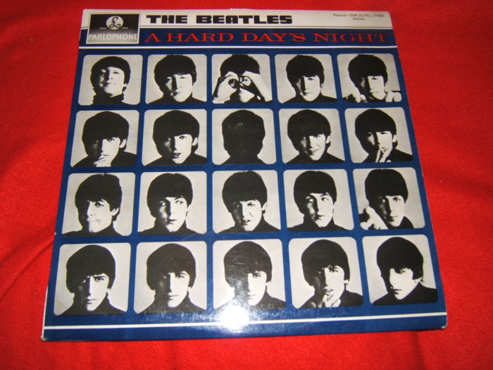 The Beatles - vs. - Rolling Stones and Related  - 40 LP Albums +1 Lennon sp