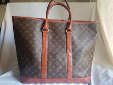 Louis Vuitton Large Tote Bag - Vintage