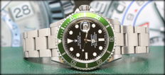 Rolex - Submariner 16610LV FAT FOUR Full Set Never Polish  - Heren - 2000-2010