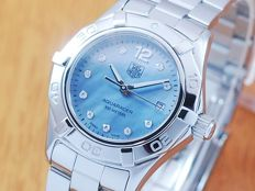 Tag Heuer Mother Of Pearl Diamonds Ref. WAF1419  - Women's Watch
