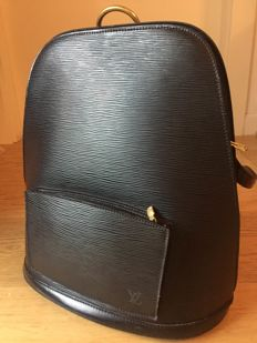 Louis Vuitton - Epi Gobelins backpack