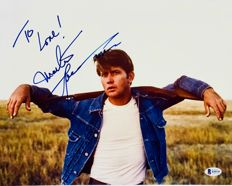 Martin Sheen - Authentic Signed Autograph ( 25x30 cm ) Photo - With Certificate of Authenticity BECKETT
