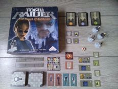 Tomb Raider - The Angel of Darkness - vintage Lara Croft boardgame - complete in box