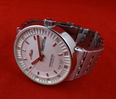 Mido - All Dial Chronometer - M8340 - Unisex watch - Period: 2000–2010.