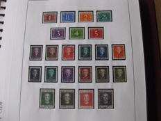 Netherlands Antilles 1948/1996 - Collection in two Lindner albums