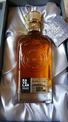 Kavalan Single Cask Strength Rum Cask