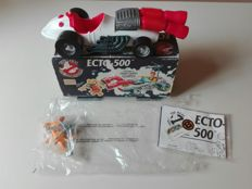 The real Ghostbusters Ecto 500