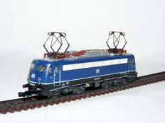 Minitrix N - 12054 - Electric locomotive BR 110 of the DB