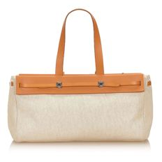 Hermes - Herbag Cabas MM Shoulder bag