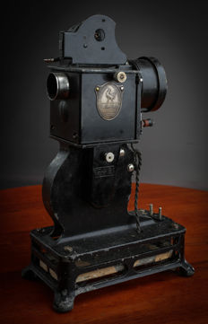 Pathescope PATHE BABY antique vintage movie projector for decoration or restoration