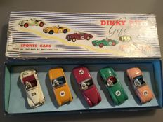Dinky Toys - Scale 1/43 - Sporst Car Gift Set No.149