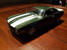 Highway 61 - Scale 1/18 - 1969 Chevrolet Camaro