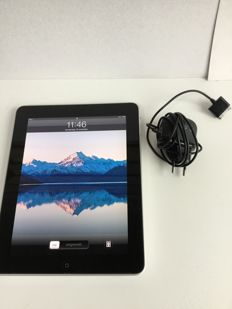 iApple Ipad model a1219 16 gb with power cable