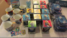 The Smurfs - great lot of different items