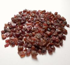Natural rough ruby crystal Lot - 200,00 cts