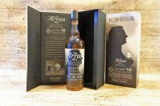Arran James MacTaggart Anniversary Single Malt in original showbox