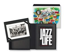 William Claxton & Joachim Berendt - Jazzlife (Collector's edition) - 2006