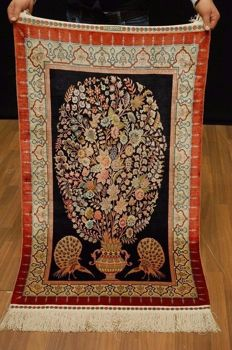 Turkish Hereke, approx.: 133 x 77 cm