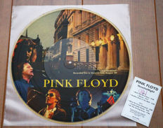 Pink Floyd- Ultra rare Picture Disc lp Venetia Night/ Limited edition w. stamped tracklist insert!