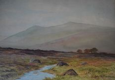 George Oyston (1860-1937) - Dartmoor