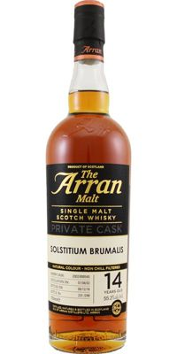 Arran Solstitium Brumalis - 14 years old