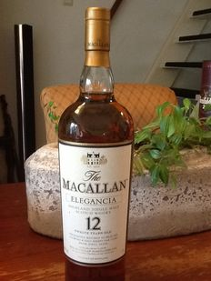 Macallan 12 years Elegancia