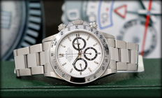 Rolex - Daytona Ref. 16520 Ser . U Never Polish Like New - Heren - 1990-1999