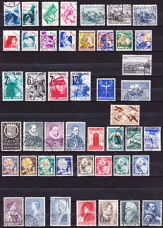 The Netherlands 1931/1940 - Collection semi-classic