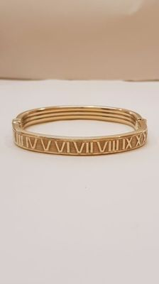 Italian bracelet – 14 kt yellow gold.