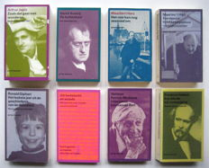 Privé-domein; Lot with 8 volumes - 1982/2008