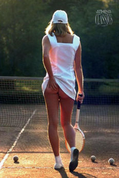 Martin Elliott - The Tennis Girl - 1989