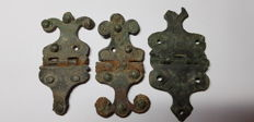 Roman Armour Hinge Group - 60 - 66 mm (3)