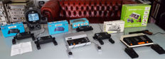 Nice Collection of 6 Rare and vintage Pong Video Games (boxed)