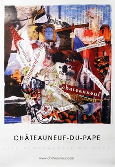 Anonymous - Chateauneuf du Pape - ca. 1995