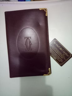 Cartier - Planner Case with Certificate