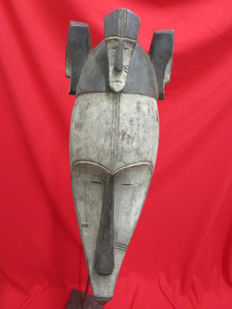 FANG GNIL Mask - Gabon - 2nd half of the 20th century